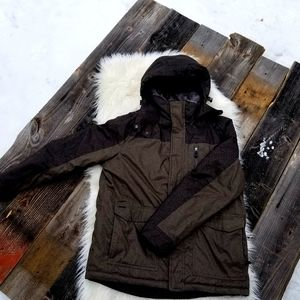 Zeroxposur XBLK performance line winter coat